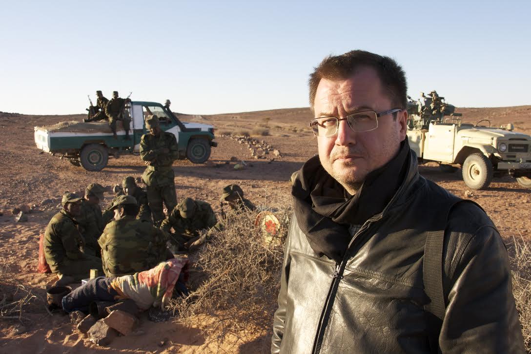 В Западной Сахаре, 2011.